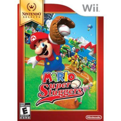 Mario Super Sluggers Nintendo Selects NINTENDO OF AMERICA INC