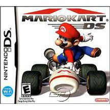Nintendo DS Mario Kart Video Game NINTENDO OF AMERICA INC