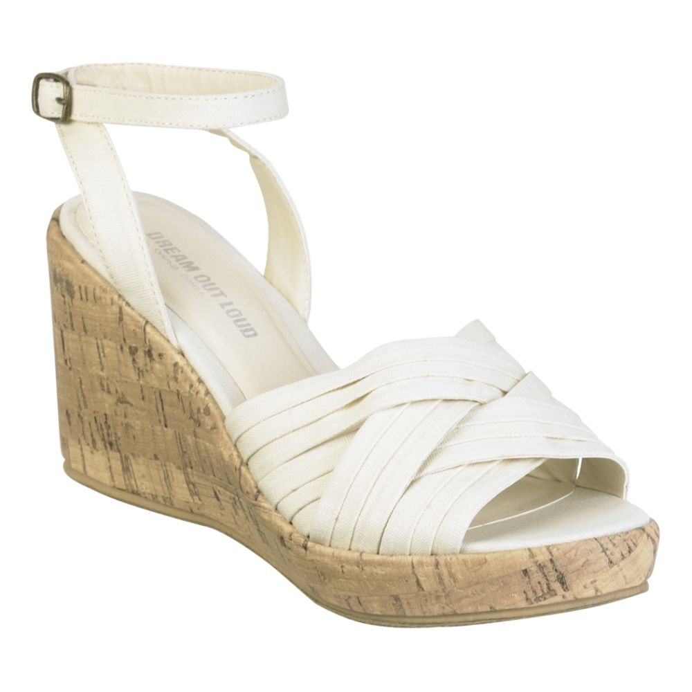 Dream Out Loud by Selena Gomez Women's Tia Criss-Cross Quarter Strap $ 24.99