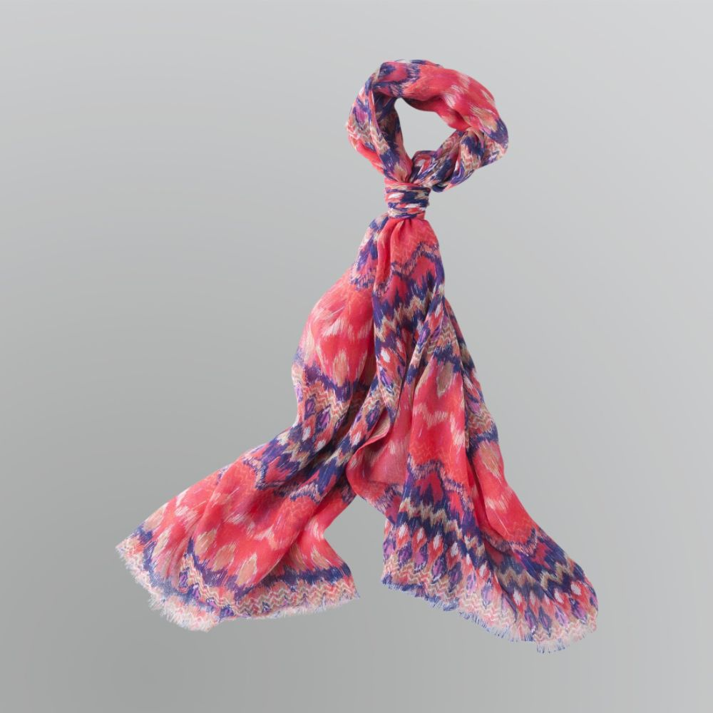 Dream Out Loud by Selena Gomez Raw Edge Tribal Scarf $ 8.24