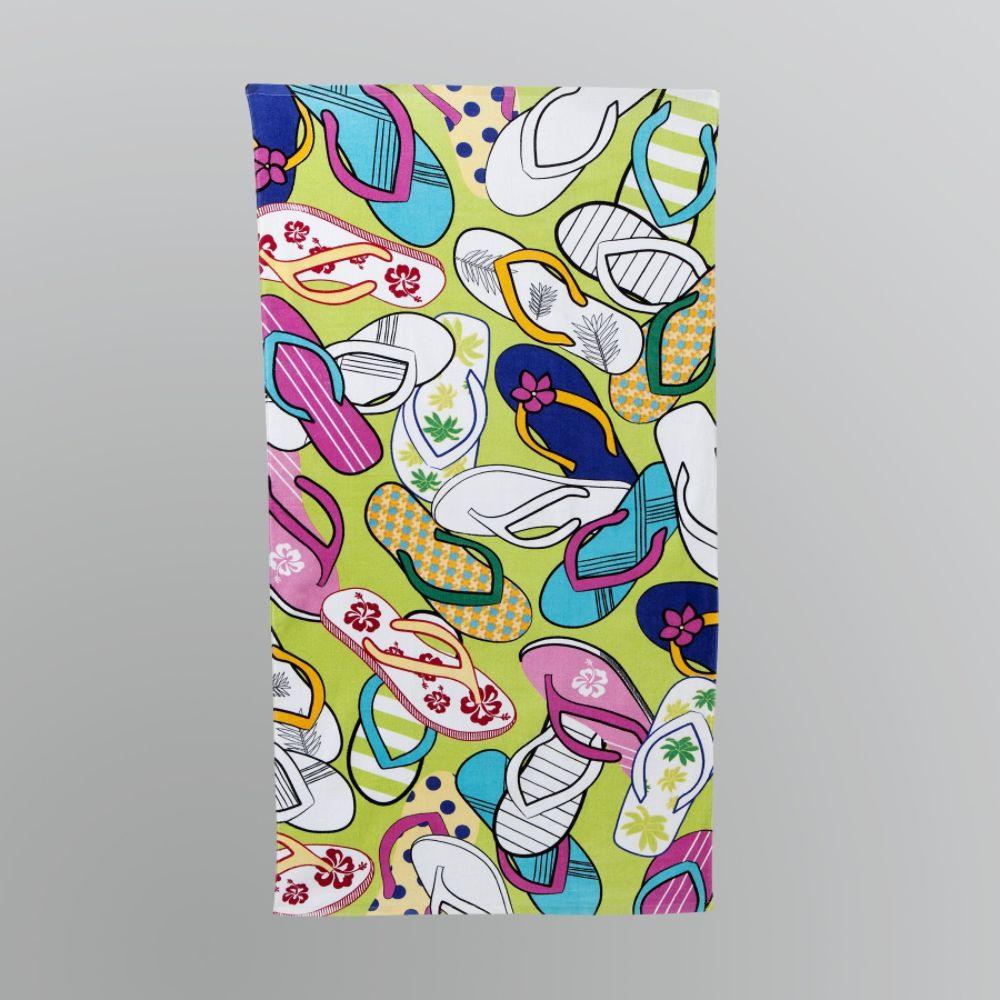 Essential Home Bohemian Beach Kettle Towel