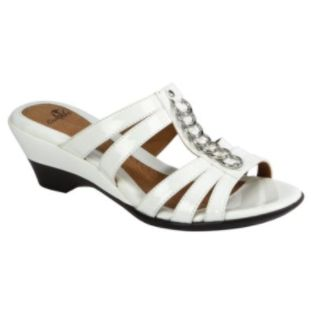 I Love Comfort Women's Sandal Mercury Wide - White