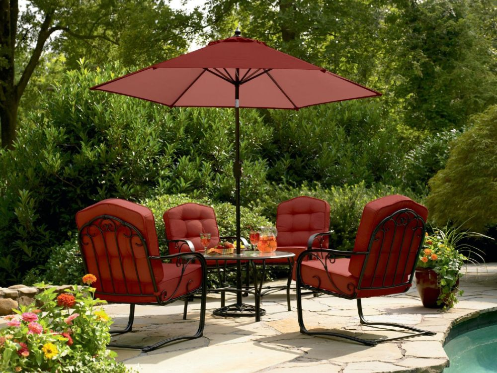 Garden Oasis Woodcreek Patio Collection