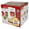 Rubbermaid Easy Find Lids 20-Piece Storage Set