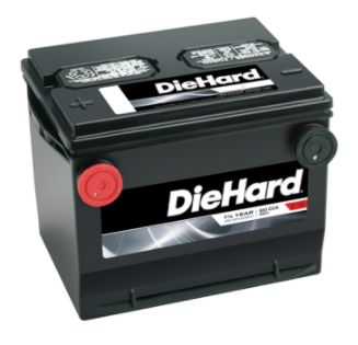 DieHard  Automotive Battery, Group 35 (With Exchange)