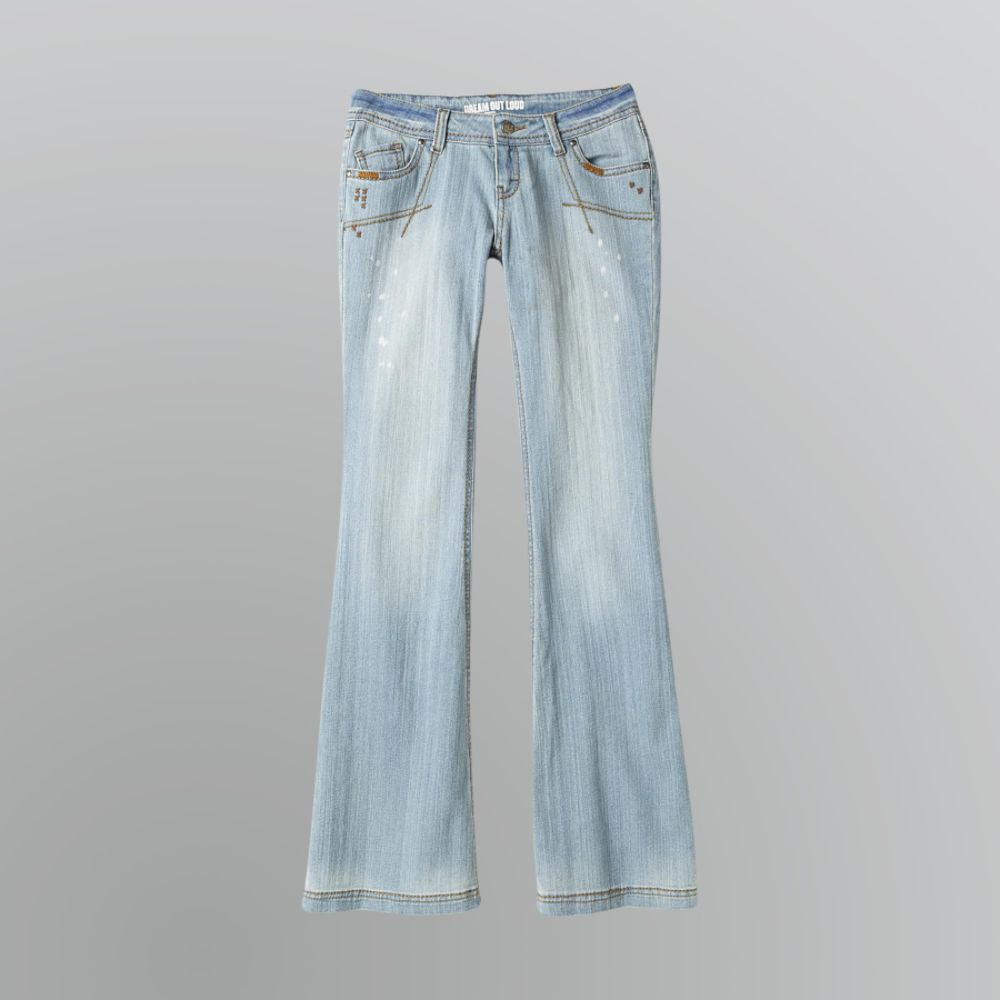 Dream Out Loud by Selena Gomez Junior's Flare Jeans $ 12.99
