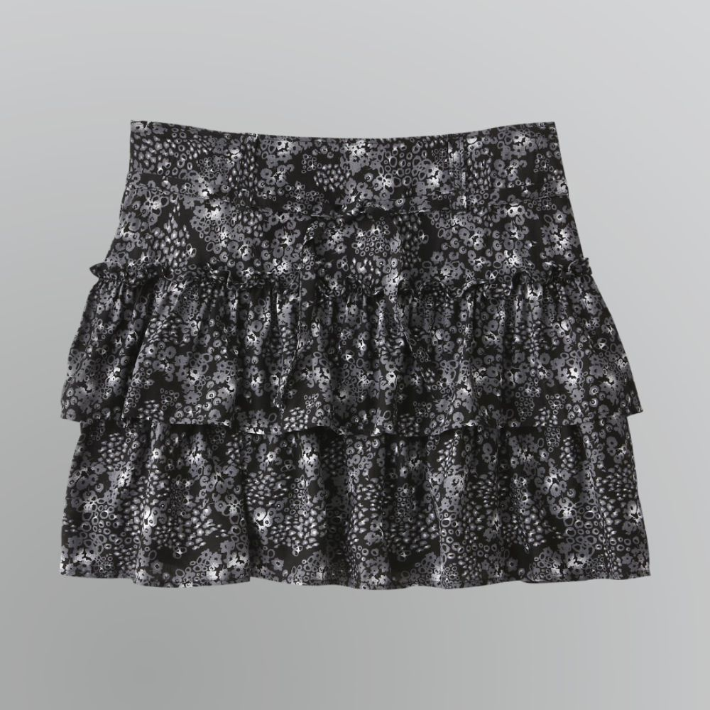 Dream Out Loud by Selena Gomez Junior's Printed Tiered Skirt $ 10.50