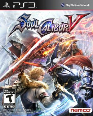 SOUL CALIBUR V PS3