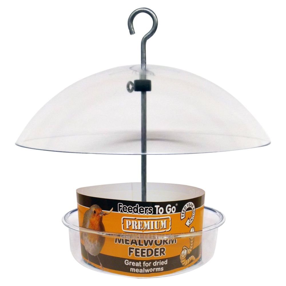Feeders to Go Premium Mealworm Feeder