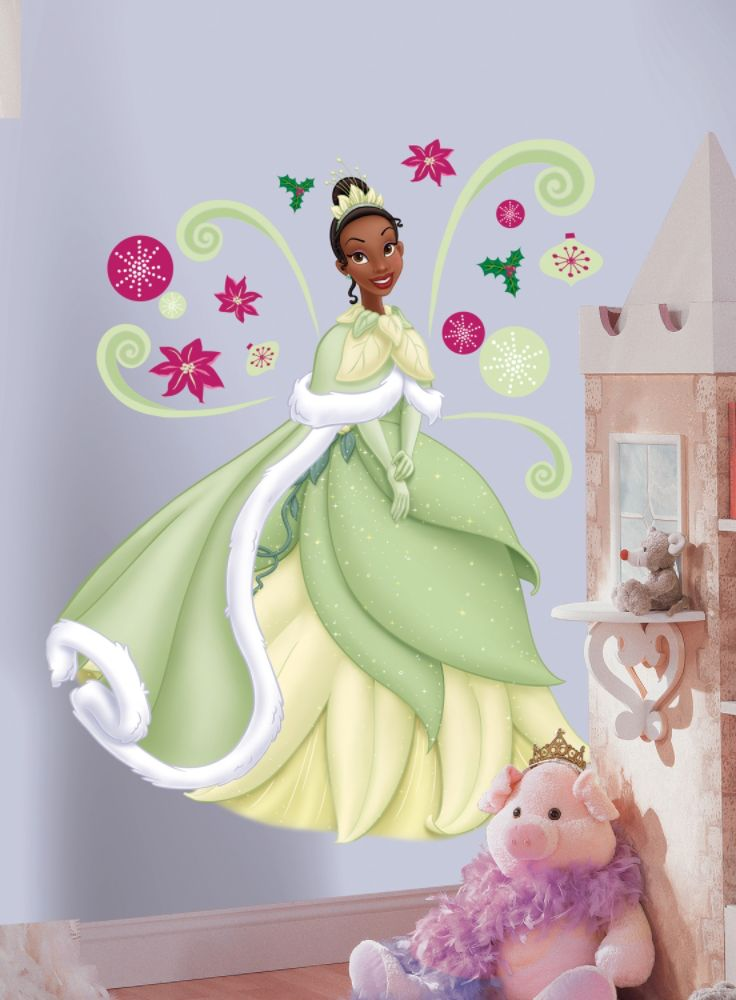 Disney Princess - Tiana Holiday Add On
