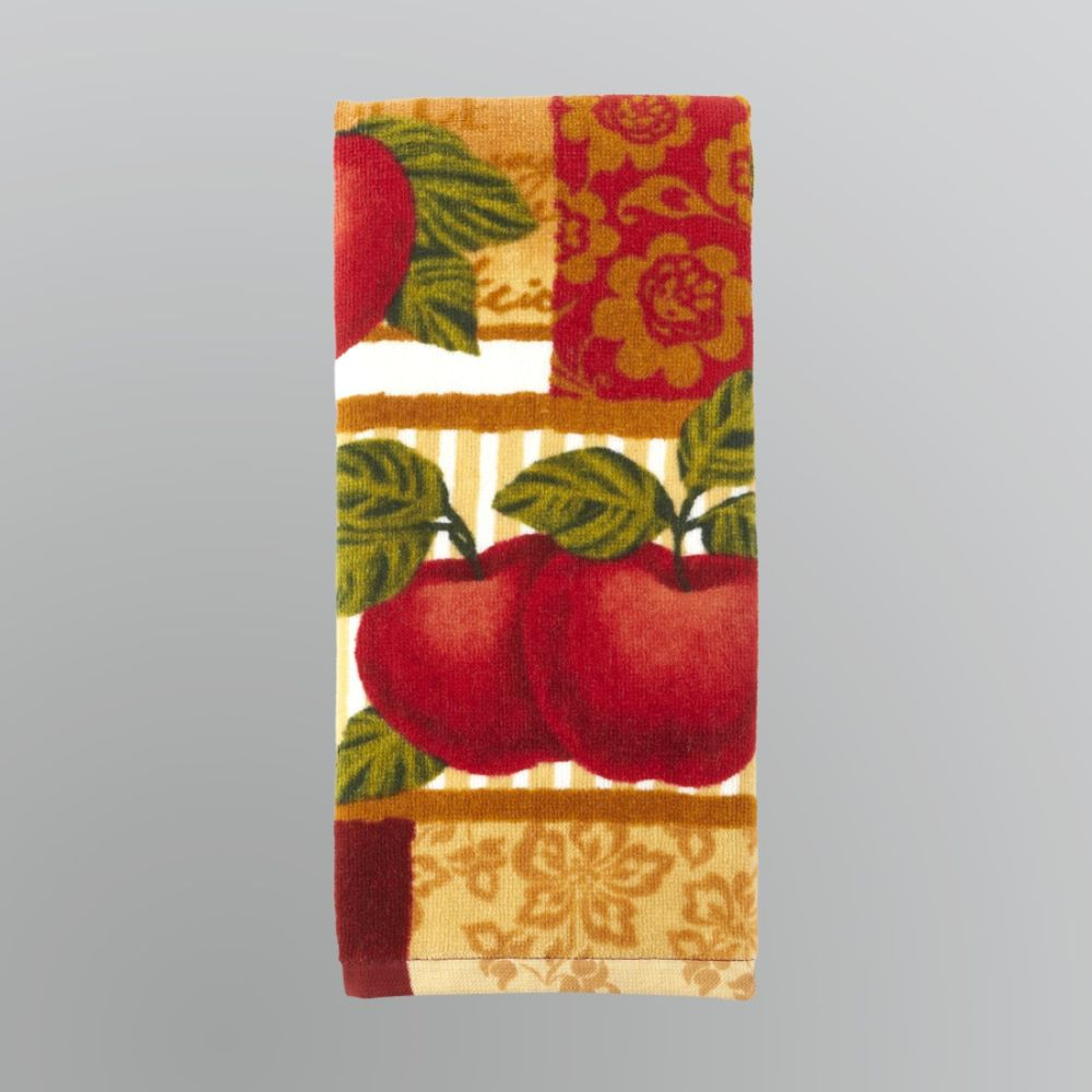 Festive Apple Kitchen Towel