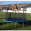 Propel 12ft Trampoline with Enclosure P12D-GE