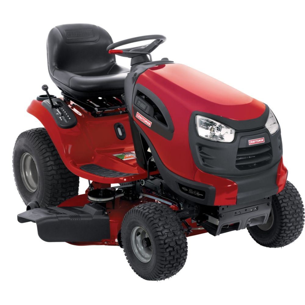 Craftsman Lawn Tractor Product : Craftsman quot hp turn tight™ yard tractor states