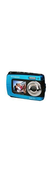 Polaroid iF045 Waterproof Digital Camera - Blue with Mini Tool Box (fs) at Sears.com