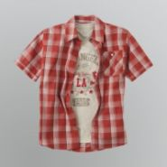 Route 66 Boy's Camp Shirt Set at Kmart.com