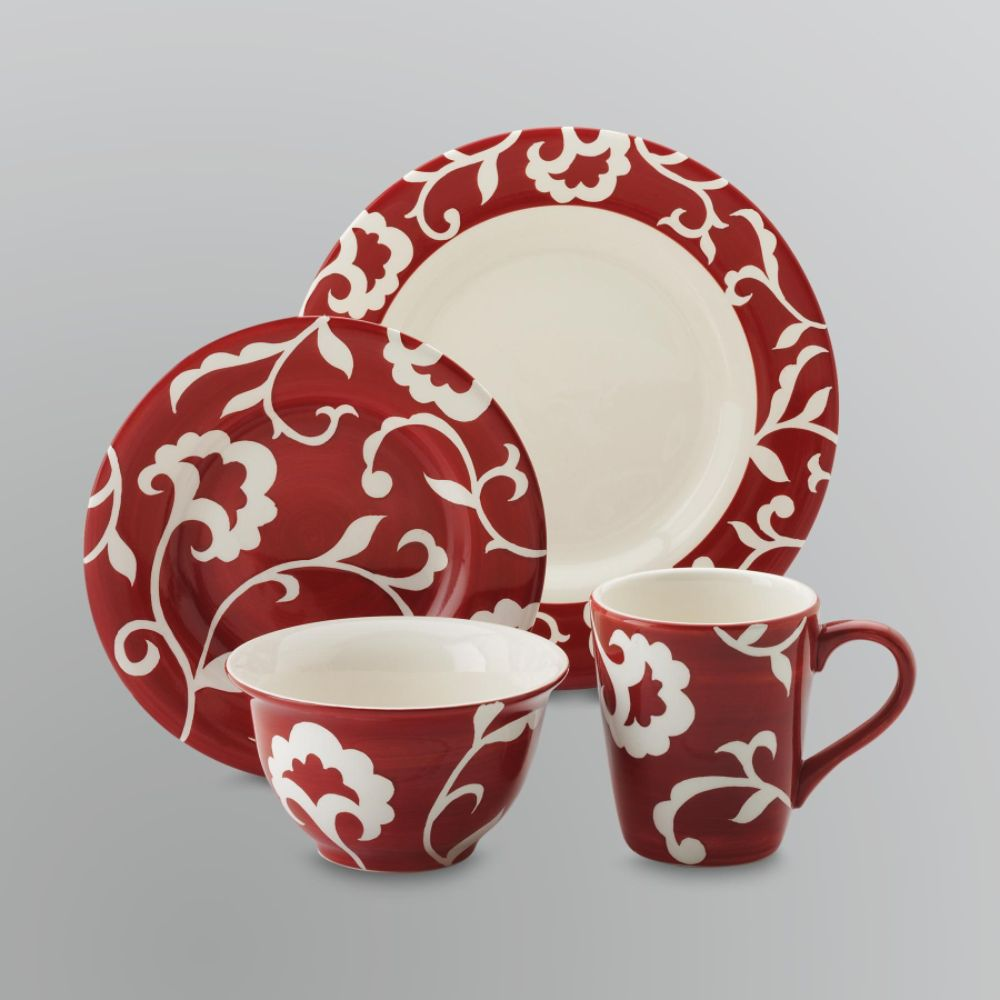 Sandra by Sandra Lee 16-Piece Dinnerware Set $ 44.99