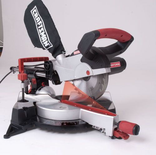 7-1/4-Inch Sliding Compound Miter Saw