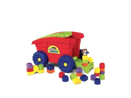 Little People  Builders Load 'n Go Wagon
