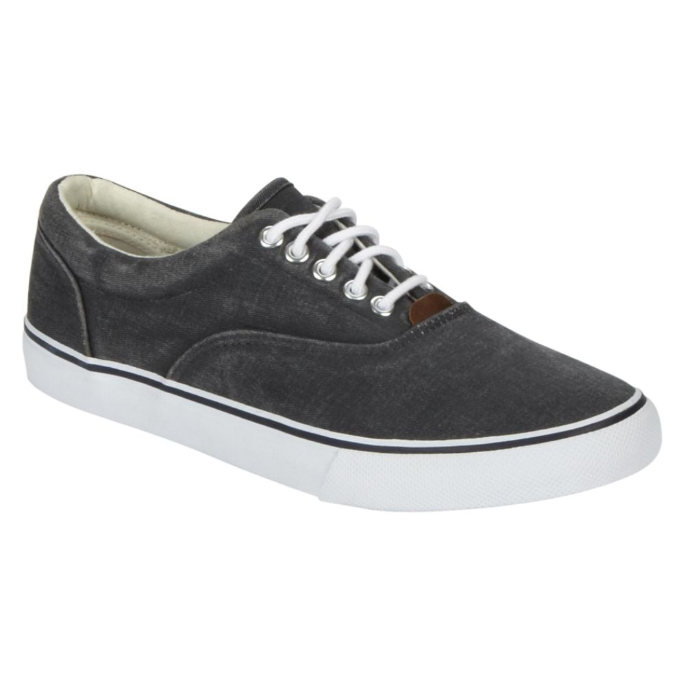 Thom McAn Men's Jakyl Canvas Vulcanized Oxford - Navy $ 19.99
