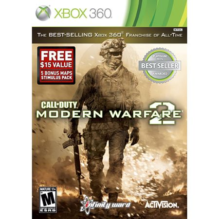 Activision Call of Duty: Modern Warfare 2 Platinum Hits