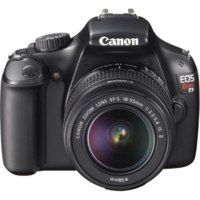 Canon EOS Rebel T3 18-55mm 12.2 Megapixel Digital SLR