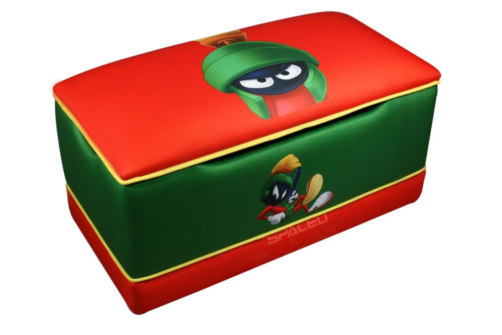 Warner Brothers Marvin the Martian Deluxe Toy Box