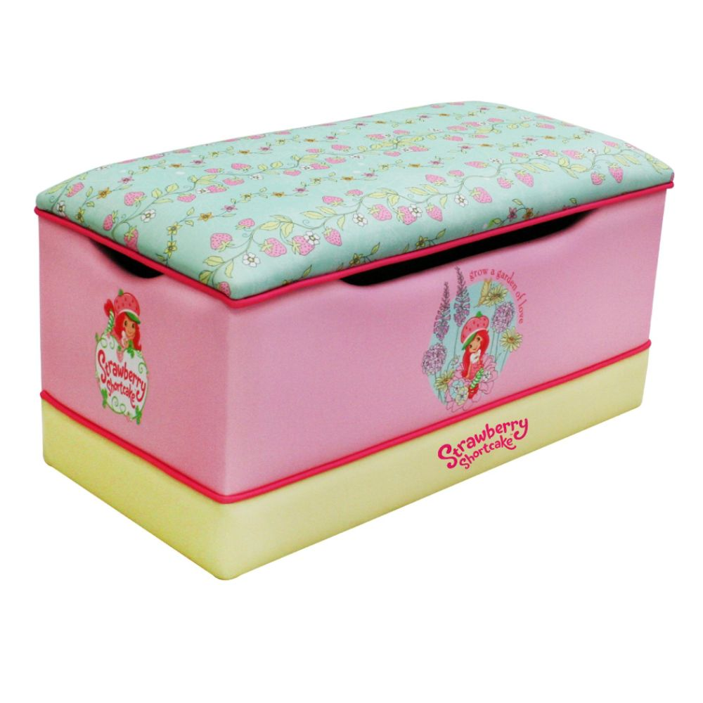American Greetings Strawberry Shortcake Deluxe                            Toy Box