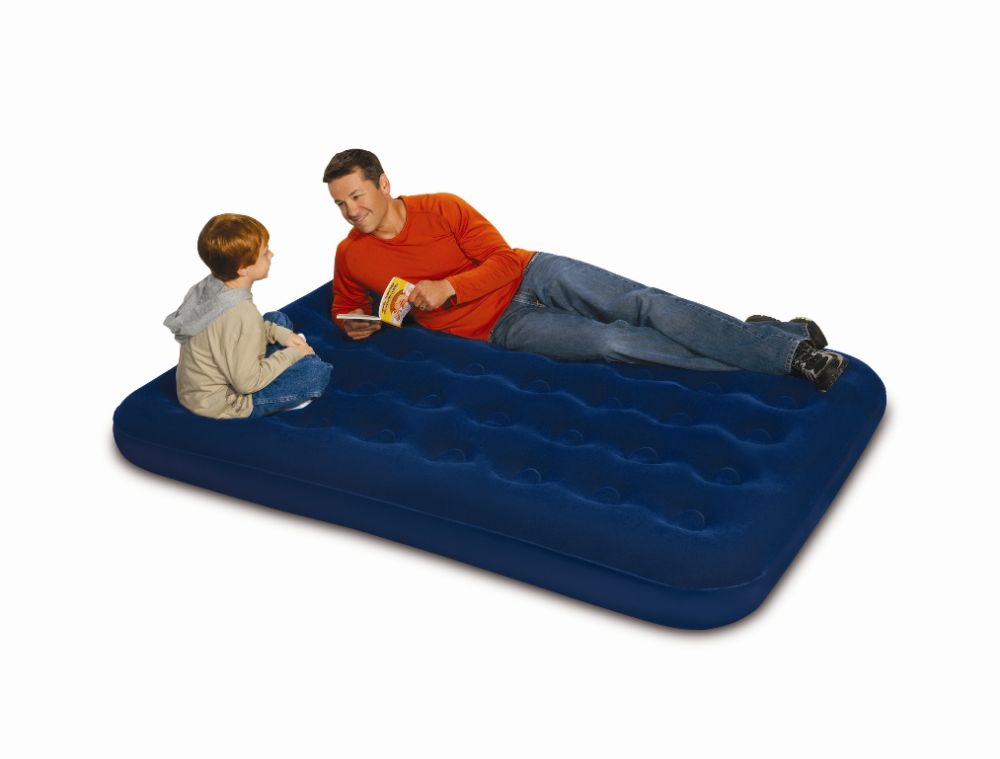 Coleman Comfortsmart   on Northwest Territory Full Size Flocked Air Bed