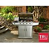 Char-Broil 4-Burner Infrared Grill with Side Burner