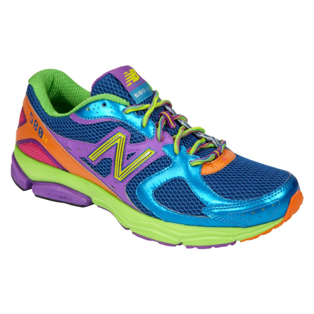 Multi Colored New Balance Shoes