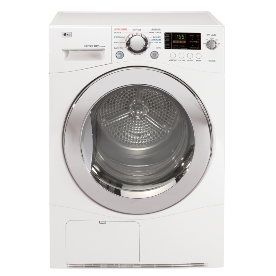 large capacity electric clothes dryer on popscreen