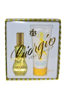 Giorgio by Giorgio Beverly Hills for Women - 2 Pc Gift Set