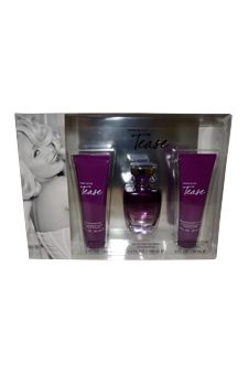 Paris Hilton Tease by Paris Hilton for Women - 3 Pc Gift Set
