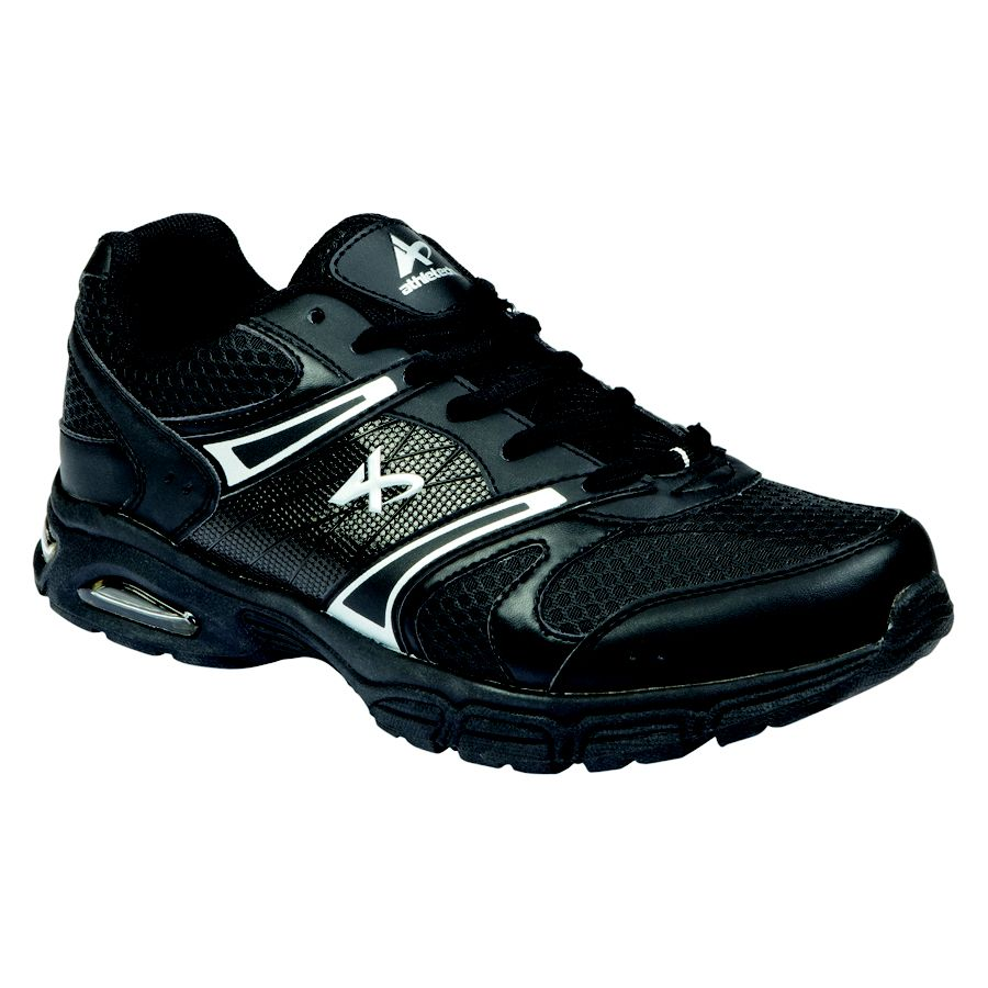 Athletech Men's L-Skyway Athletic Shoe - Black