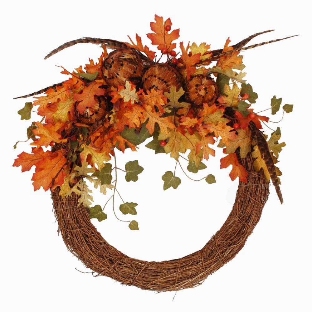 28in Fall Wreath