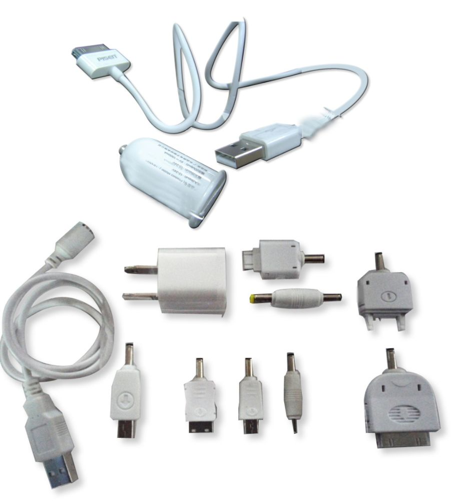 Cell Phone Chargers and Adapters