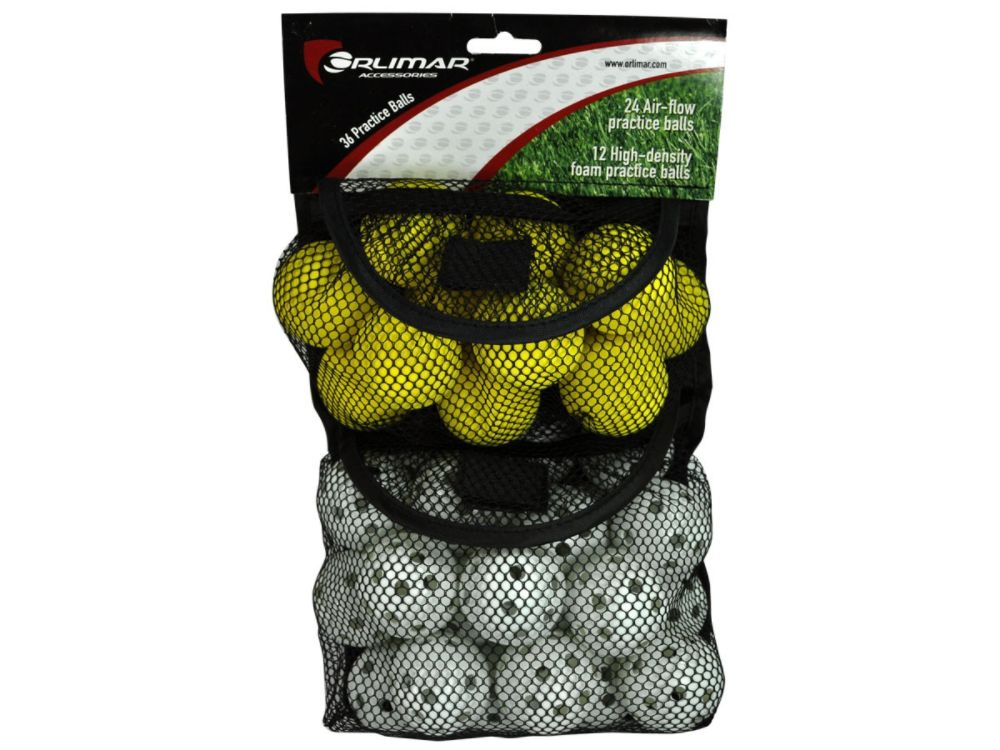 Orlimar Practice Ball - 36 Pack