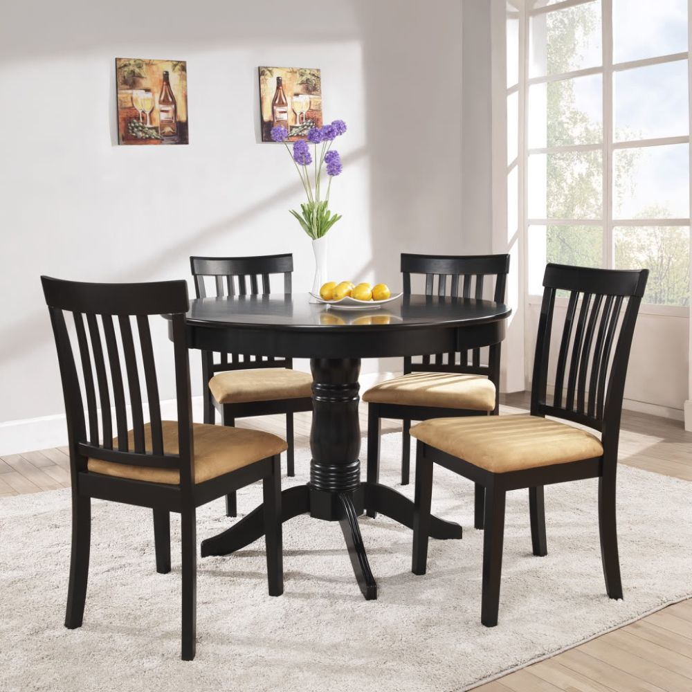 dining sets room table chair kmart 5 pc trestle high set dining