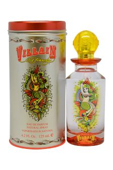 Ed Hardy Villain by Ed Hardy for Women - 4.2 oz EDP Spray