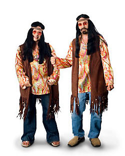 Eye Catching Couples Halloween Costumes That Come In Pairs