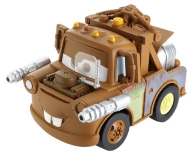 Disney  RC Cars 2 Mini Rides Mater