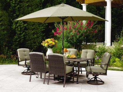 La-Z-Boy Outdoor  Peyton 7 Pc. Dining Set