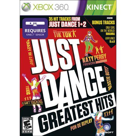 UBI Soft Just Dance Greatest Hits Kinect compatible UBI SOFT