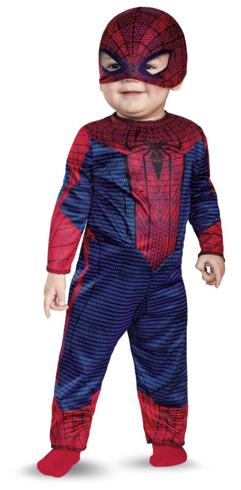 Spiderman Spider-Man Movie Infant Infant Halloween Costume
