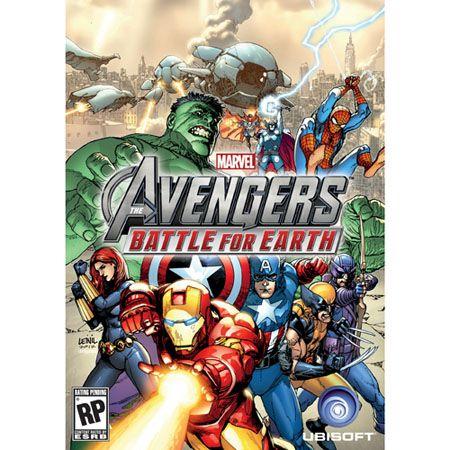 UBI Soft Marvel Avengers Battle for Earth Wii U UBI SOFT
