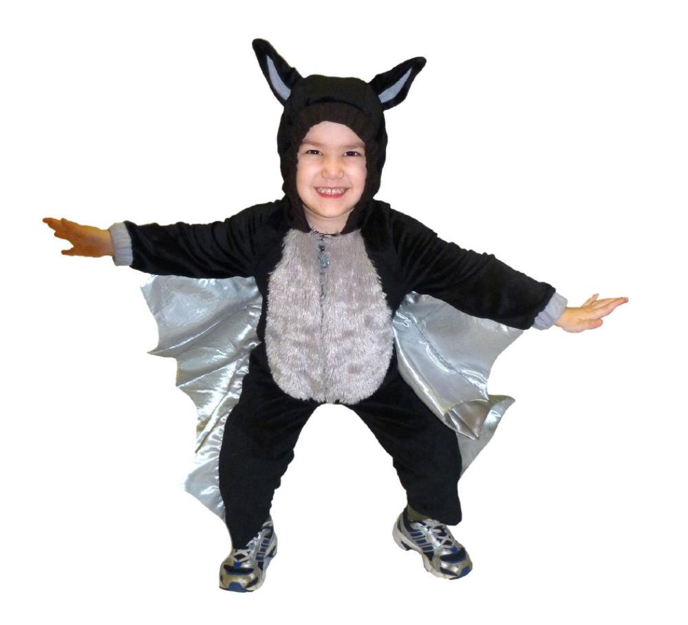 Plush Bat Costume Plush Bat Jumper Halloween