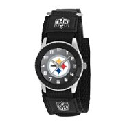Game Time Watches Pittsburgh Steelers NFL Black Rookie Series Watch at Kmart.com
