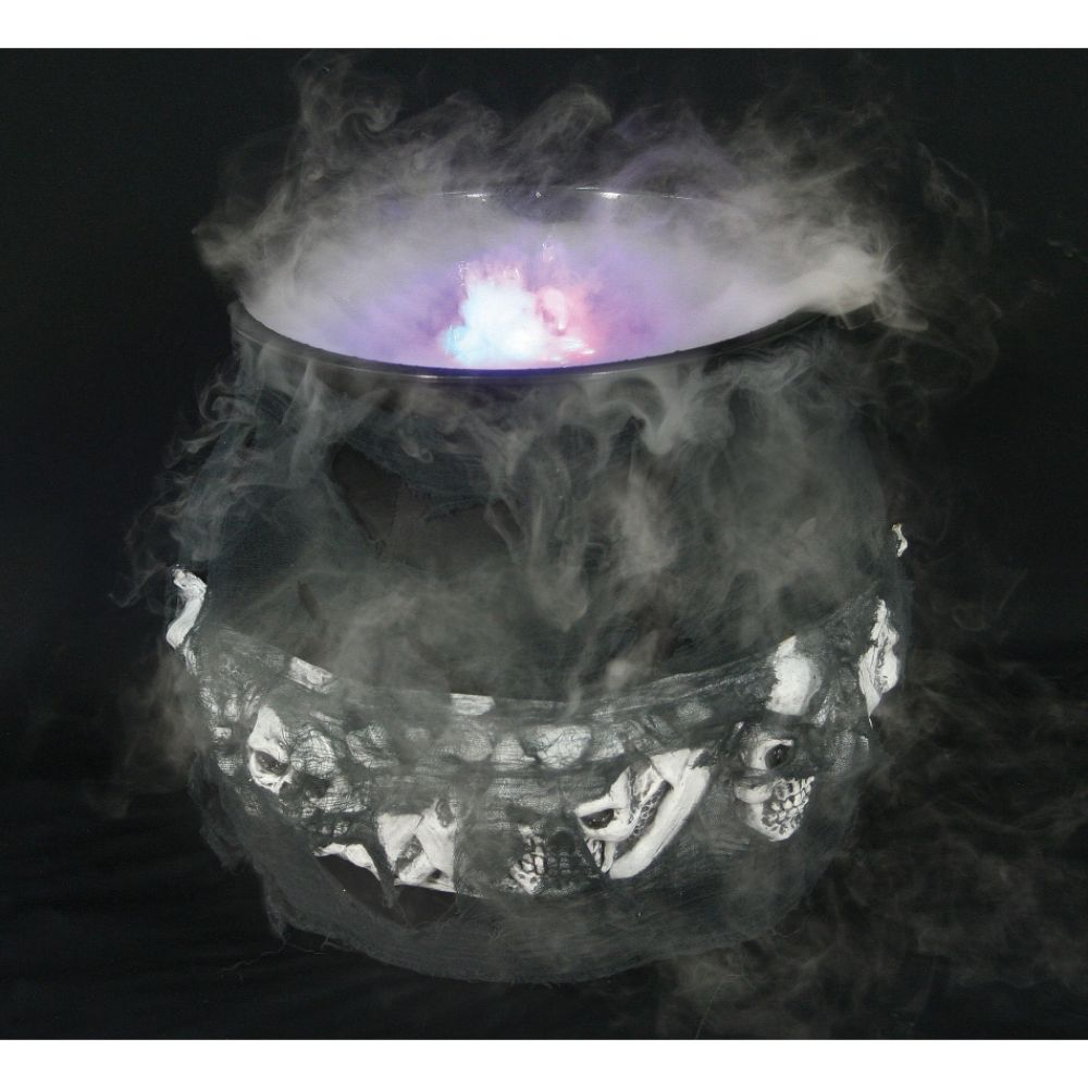 Smoking Cauldron