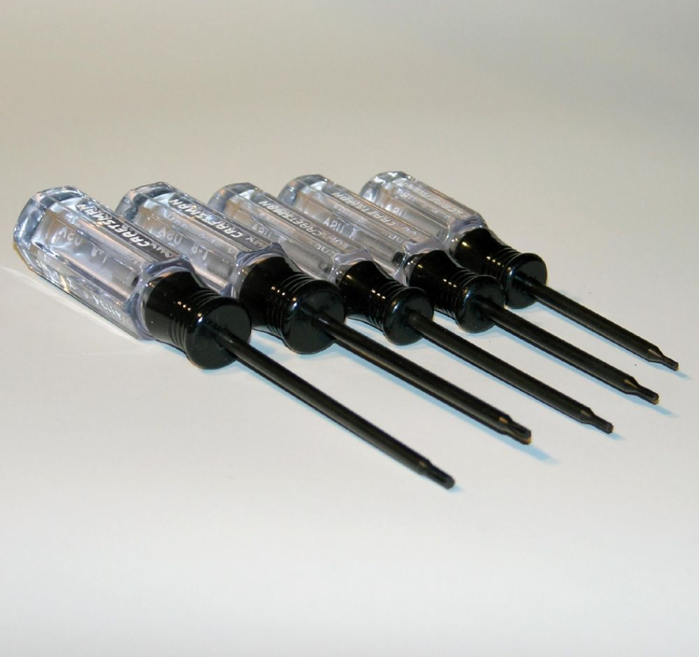 5 pc. Mini Torx Screwdriver Set