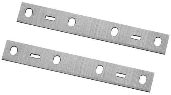 Powertec  148012 6-Inch Jointer Knives for Craftsman 21788, HSS, Set of 2